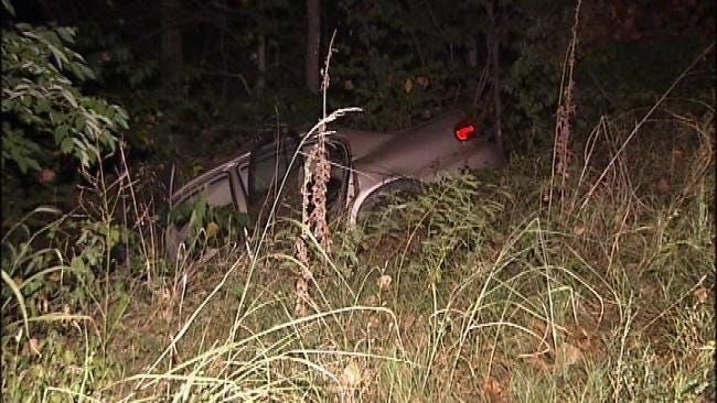 Sand Springs Teenager Critically Injured In Wreck