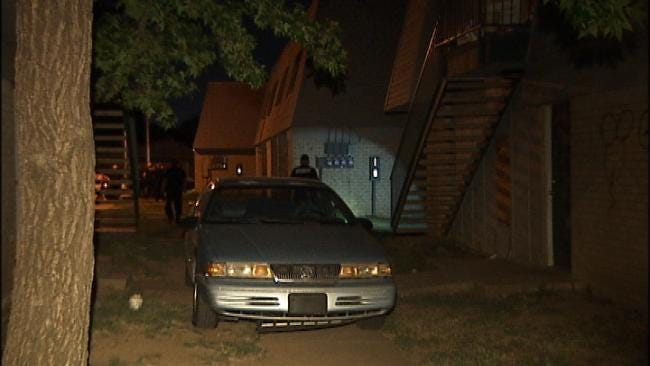 Tulsa Man Shot Once In The Chest Overnight Sunday