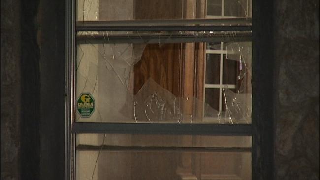 Brick-Throwing Vandals Damage East Tulsa Neighborhood