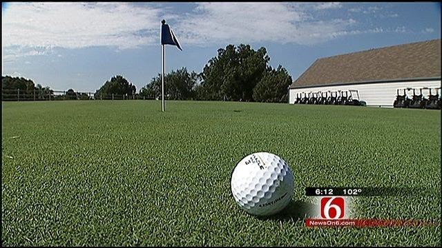 Jenks Golf Course Battles To Keep The Greens…Green