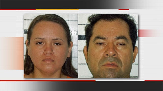 Muskogee Couple Arrested For Leaving Toddler In Hot Car