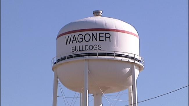 Water Turned Back On In The City Of Wagoner