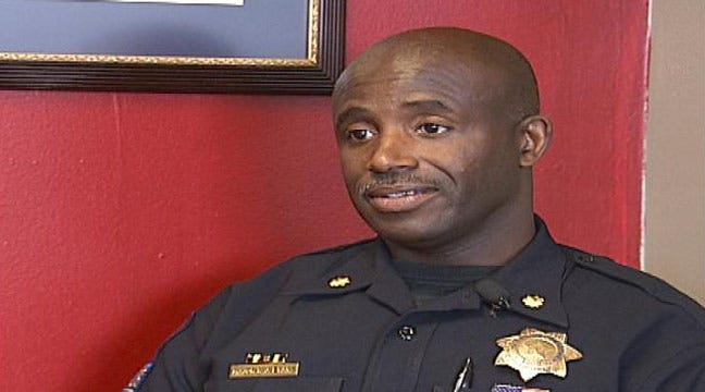 Black Tulsa Officer Sues, Says He Was Forced To Attend MLK Parade