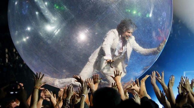 Flaming Lips To Appear At New Tulsa Outdoor Concert