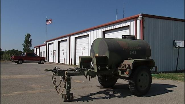 Town Of Oaks Left Without Water When Well Runs Dry