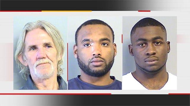Tulsa Homeowner Helps Police Capture Burglar