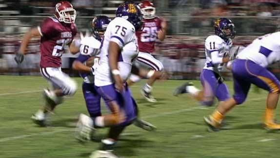 Anadarko Squeezes Past Tuttle to Remain Perfect