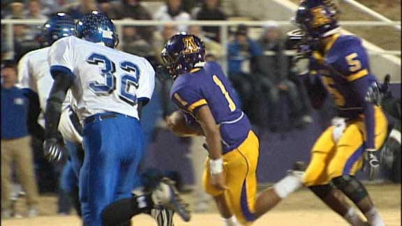 Anadarko Warriors Continue Roll With Another Blowout