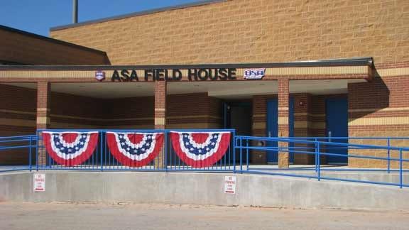 ASA Unveils New Field House at OKC Softball Complex