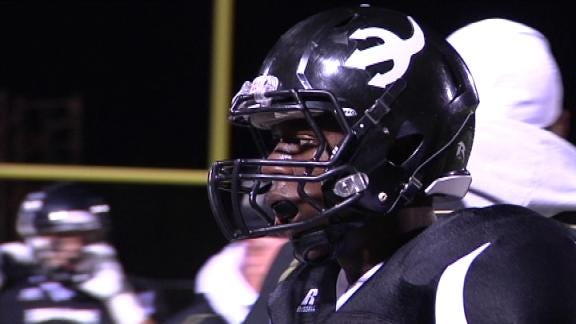 Beggs Looks Unstoppable at Home Against Eufaula