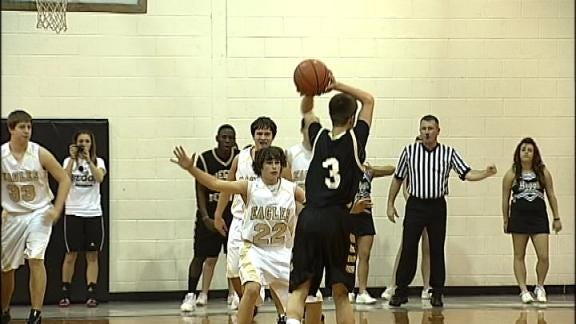 Beggs Wins Third Straight With Victory Over Mounds
