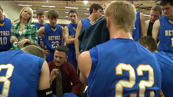 Bethel Uses Big Second Half to Cruise Past McLoud