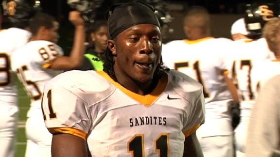 Big Game From Dixon Pushes Sandites Past Memorial