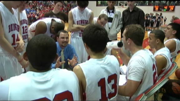 Binger-Oney Downs Indiahoma in Class B Quarters