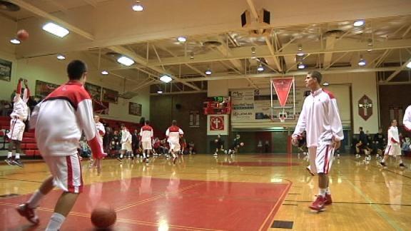 Bishop Kelley and Sand Springs Basketball Thriller