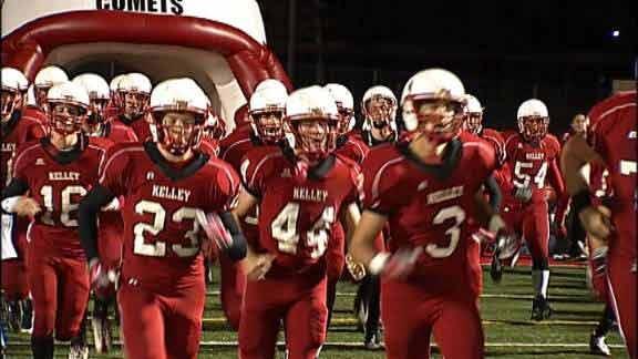 Bishop Kelley Comets Come Back on Pryor Tigers