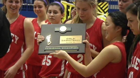 Bishop Kelley Girls Win 5A Regional Over Rogers