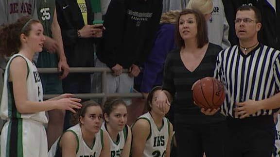 Bishop McGuinness Coach Jennifer Burch Steps Down