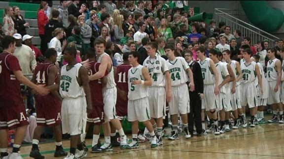 Bishop McGuinness Wins Close Contest over Ardmore