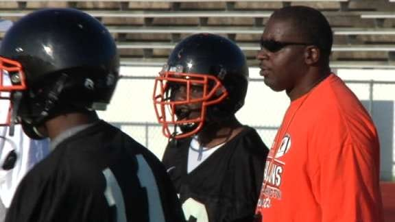 Booker T. Washington Goes Out With Win