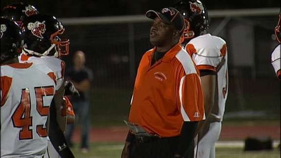 Booker T. Washington Head Coach Jimmerson Resigns