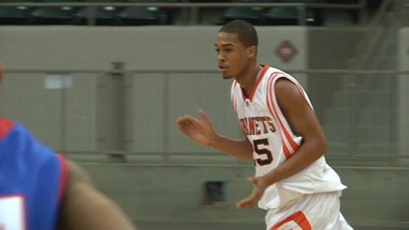 Booker T Washington Tops Tulsa Memorial 58-48