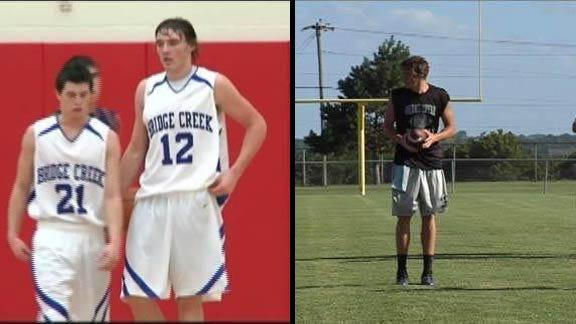 Bridge Creek's Ryan Spangler Commits to Gonzaga
