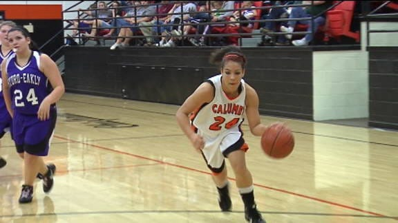 Calumet Blows by Hydro-Eakly to Advance