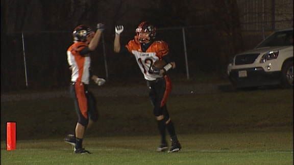 Canton Tigers Cruise Past Porter Into Semifinals