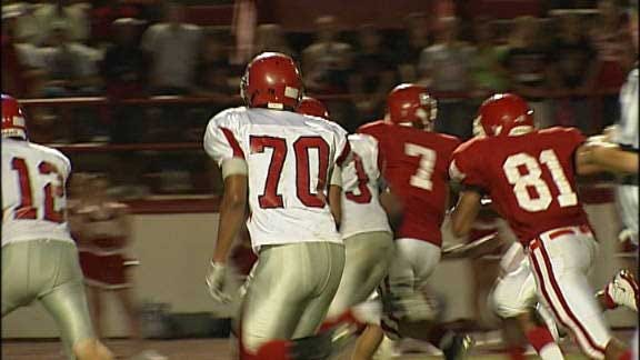 Carl Albert Crushes Duncan for Second Straight Win