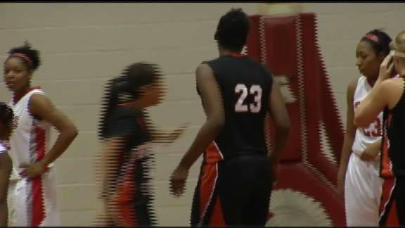 Carl Albert Girls Take Down Putnam City in Host Tournament