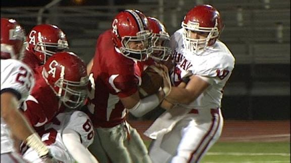 Carl Albert Holds off Duncan to Win in Overtime