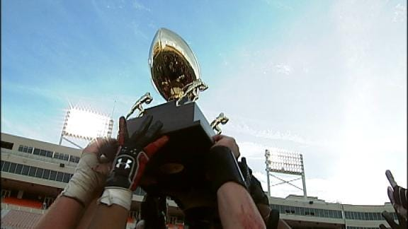 Carl Albert Titans Win Tenth State Title