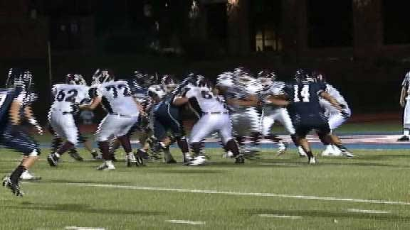 Cascia Hall Continues Roll With Blowout of Blackwell