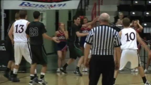 Cascia Hall Stays Alive with Win