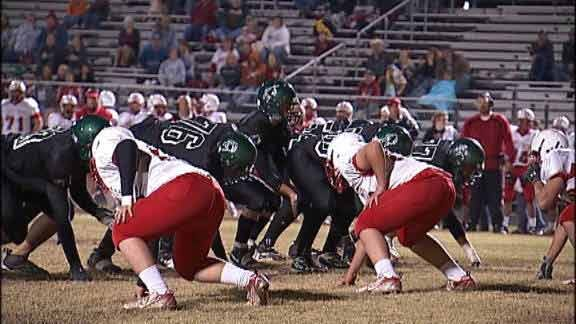 Catoosa Indians Cruise to 50-Point Victory in Season Finale