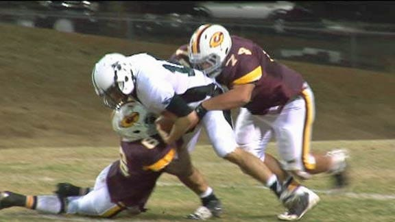 Catoosa Upsets Clinton, to Face Undefeated Wagoner