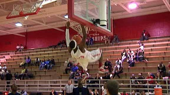 Central's Alley-Oop