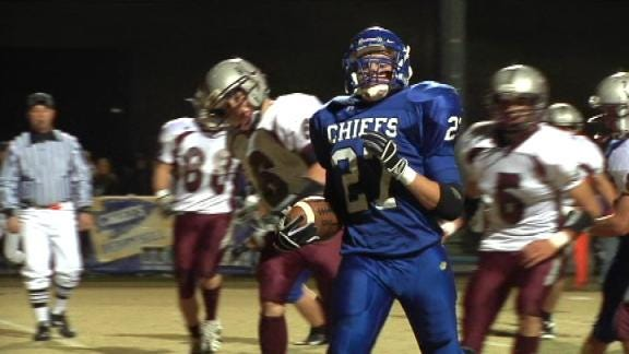 Chiefs Score Playoff Berth With Win Over Kellyville