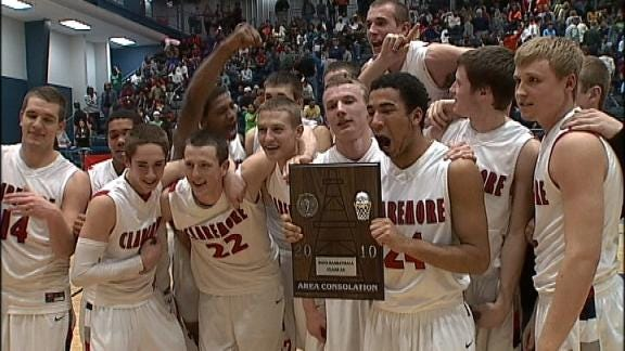 Claremore Advances to State After Crushing Edison