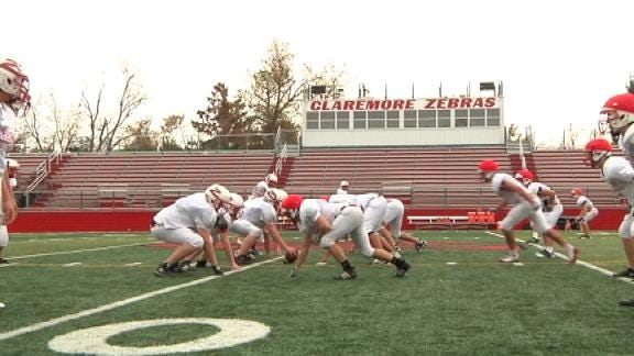 Claremore Zebras Ready for Union