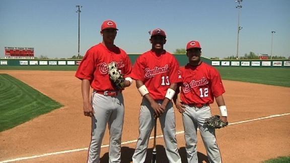 Collinsville Baseball Providing Field of Dreams