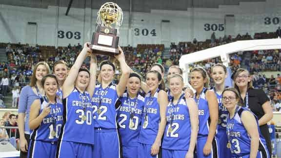 Corn Bible Upsets No. 1 Hammon for First State Title