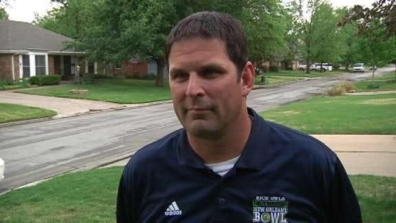 Dan Phillips Officially Named Tulsa Central Football Coach