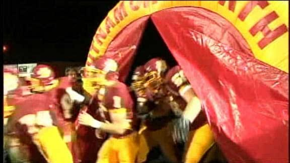Del City Eagles Fall to Putnam City North Panthers