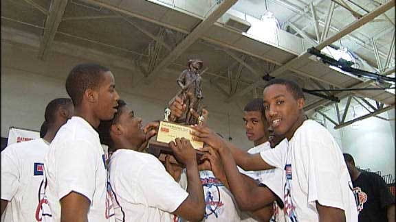 Douglass Basketball Team Earns National Ranking