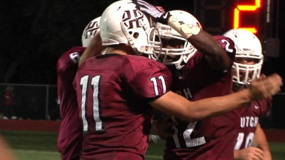 Dutch Scores 35 Unanswered Points in Win