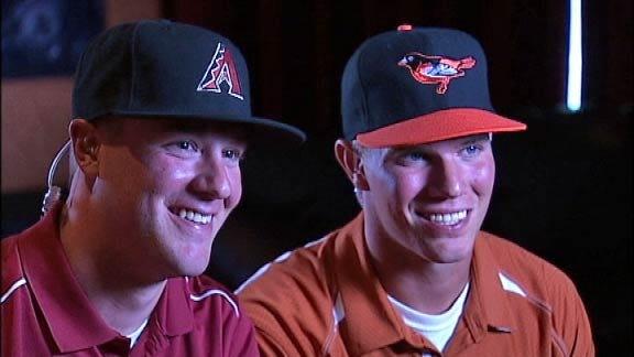 Dylan Bundy, Archie Bradley Both Go Top 10 in MLB Draft