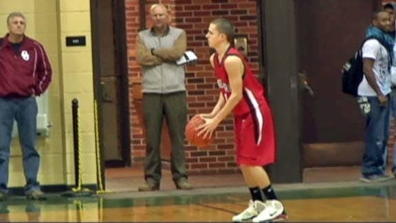 Earlsboro Headed to Semifinals After Beating Asher
