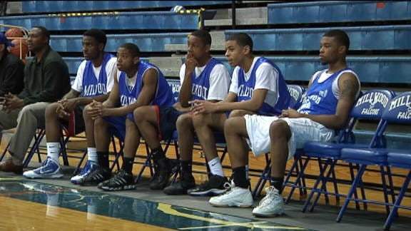 Early Lead Pushes Millwood Falcons to State Title